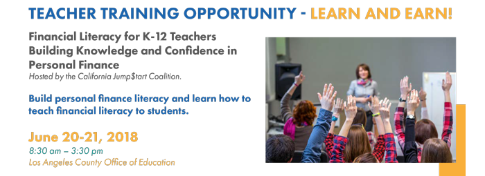 2018 Teacher Training Flyer Final header